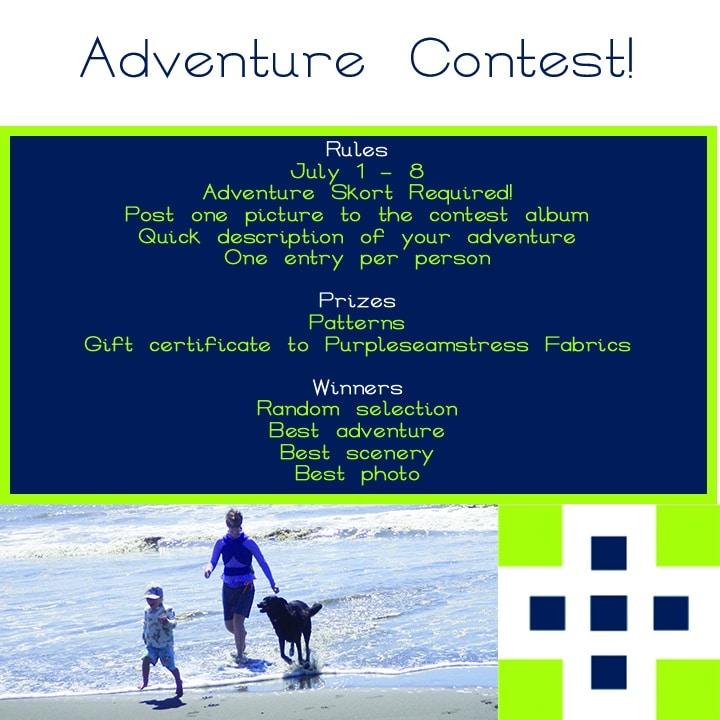 Adventure Contest blog