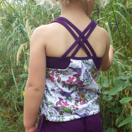 Girls' Agility Tank and Dress