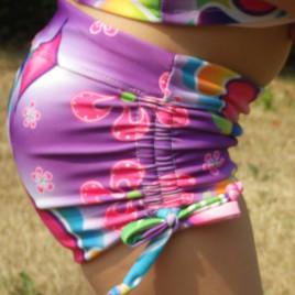 Girls' Riptide Reversible Shorties