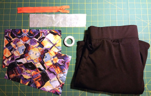 Zippered Pocket Supplies