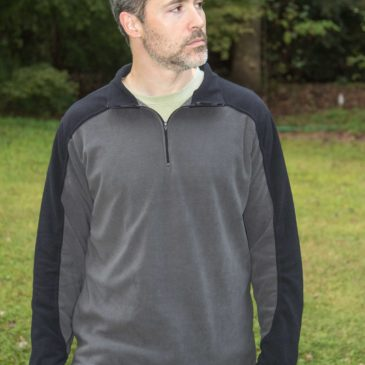 Introducing the Men's Sierra Fleece Pullover