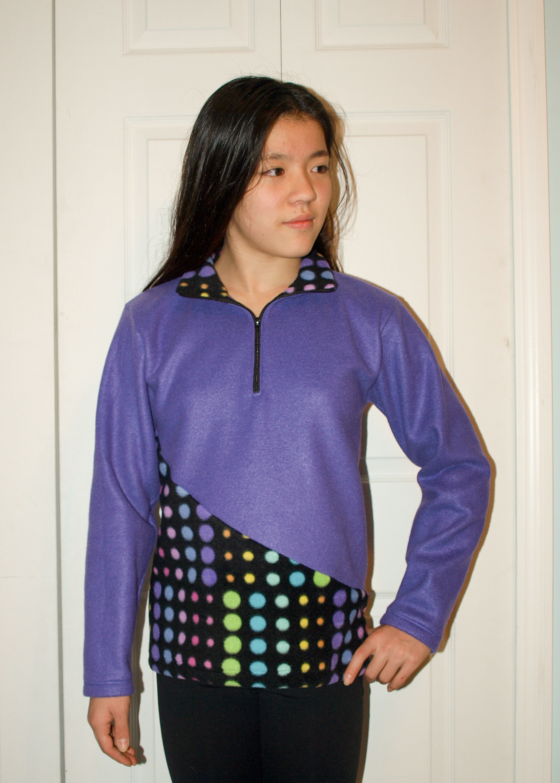 e9004e68925b Kids  K2 Fleece Pullover - 5 out of 4 Patterns