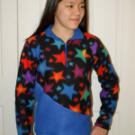 16 Contrast 5 out of 4 Kids' K2 Fleece Pullover
