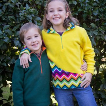 SALE and the Kids' K2 Fleece Pullover!