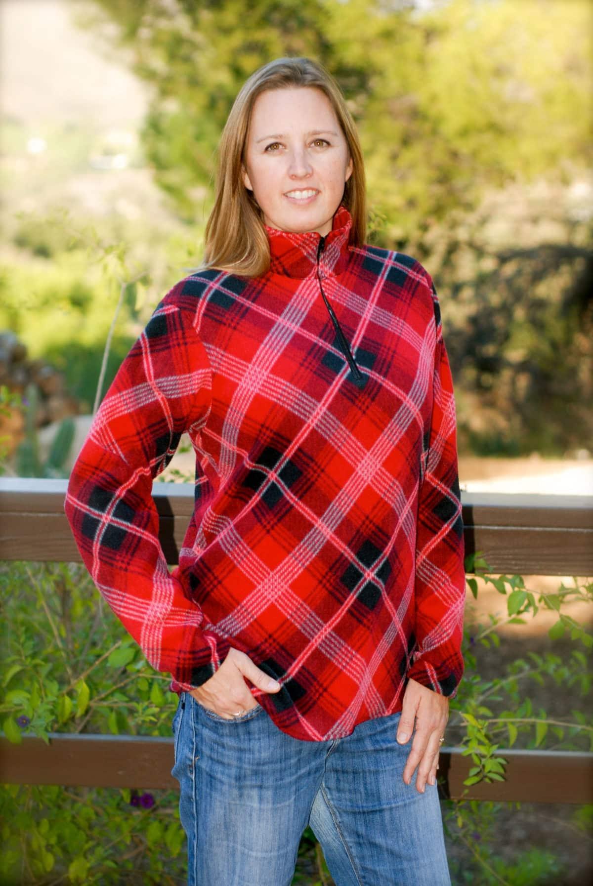 Ascent Fleece Pullover