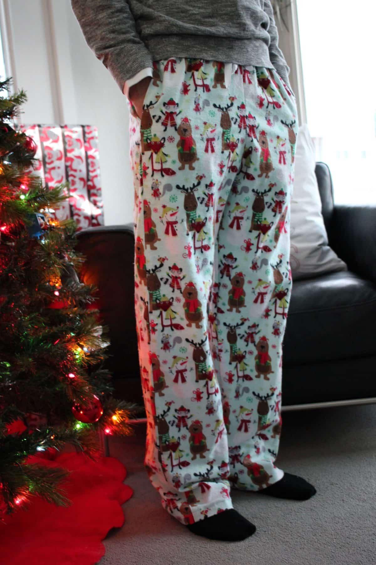 Christmas Pj.Pajama Pants
