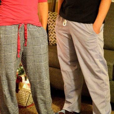 FREE Pajama Pants for Adults!