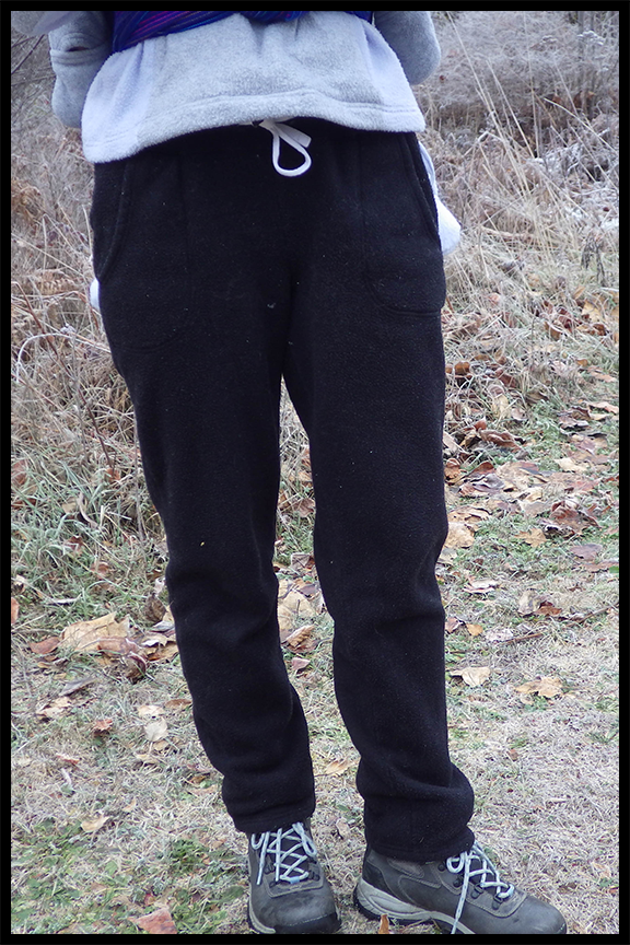 Activewear featuring Greenstyle Brassie Joggers in Heavy Weight Fleece