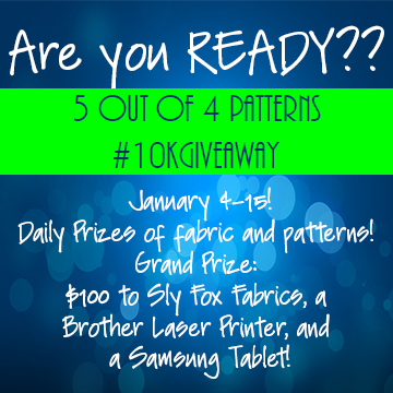 10k Giveaway! We're celebrating 10k members in our Facebook group!