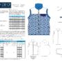 5oo4 Women's Aspen Fleece Vest Info Page