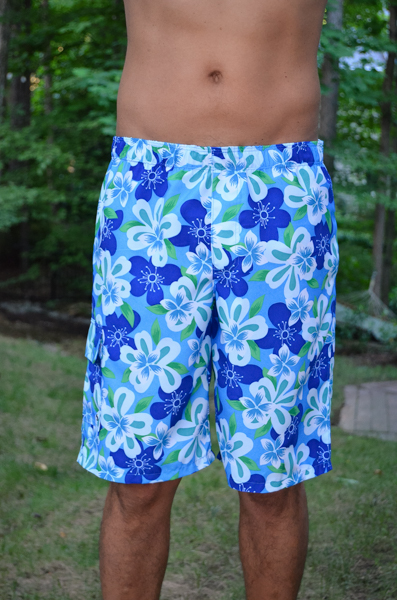 5oo4 Mens Swim Trunks Medium_Bella7