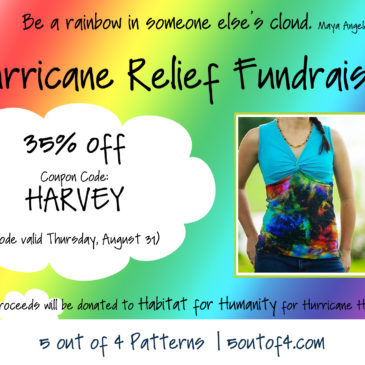 SALE for Hurricane Harvey Relief