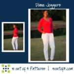 5oo4 Diane Joggers