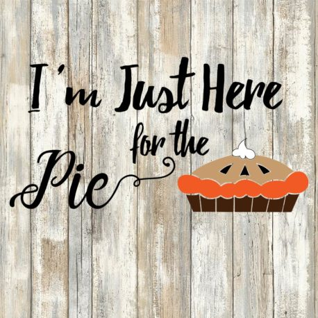 HereforthePie Listing