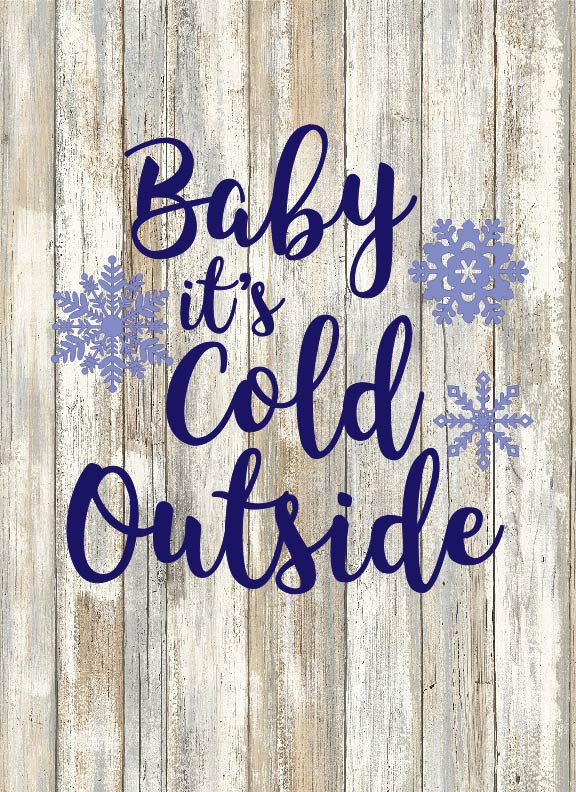 Baby Its Cold Outside Sheet music for Piano, Voice