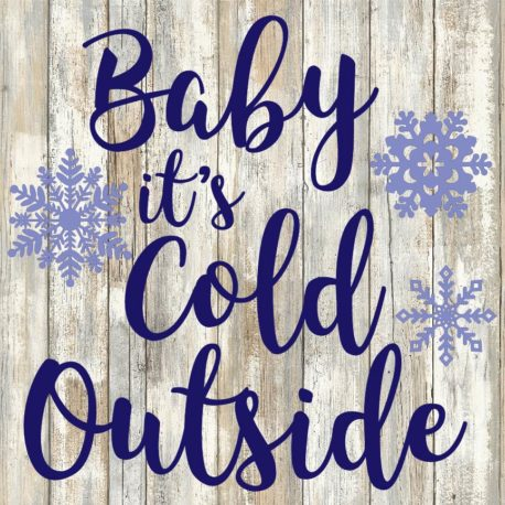 Baby It's Cold Listing