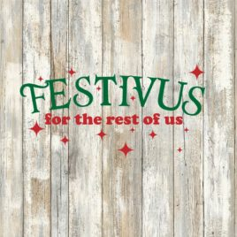 Festivus For the Rest of Us Cut File