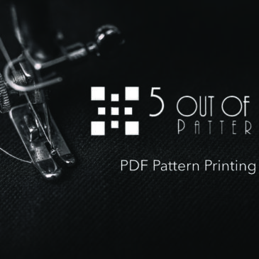 5 out of 4 PDF Pattern Printing Tips