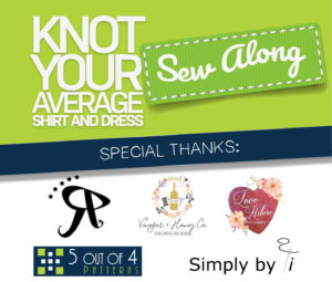 Knot Your Average Sew Along Sponsors