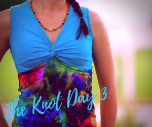 Knot Your Average Shirt and Dress Sew Along Day 3