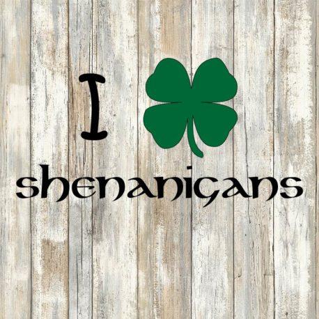 Shenanigans Listing