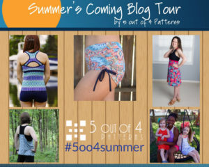 Summer's Coming Blog Tour