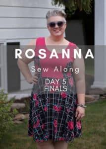 Rosanna Sew Along