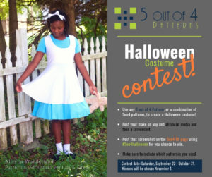 5 out of 4 Halloween contest