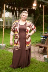 5 out of 4 patterns cardigan