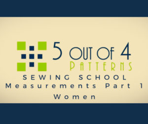 sewing school measure