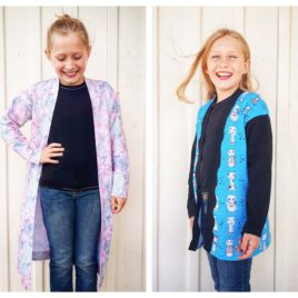 Girls' Eleanor Cardigan