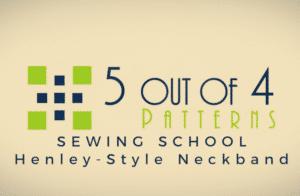 henley neckband tutorial