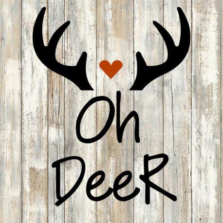 Oh Deer Listing