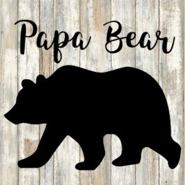 Papa Bear Cut File
