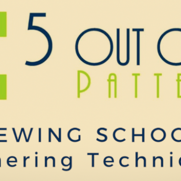 Sewing School: Gathering Techniques