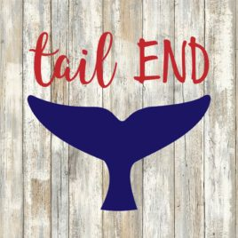 Tail End Cut File