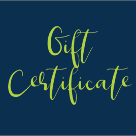 5oo4 Gift Certificate