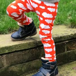 Little Ninja Leggings