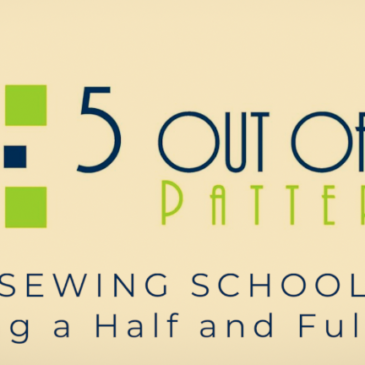 Sewing School: Installing a Half and Full Gusset