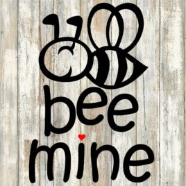 Bee Mine Cut File