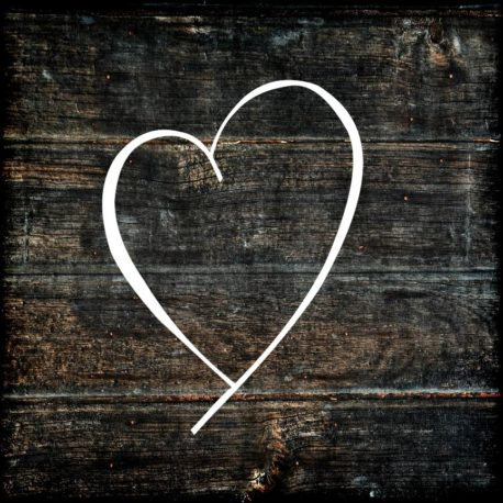Hand-Drawn Heart Listing