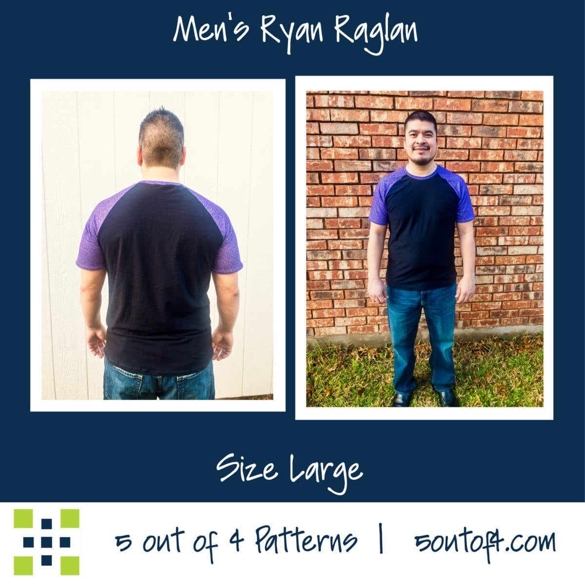 Ryan Raglan Pattern