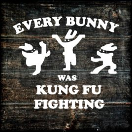 Kung Fu Bunny Cut File