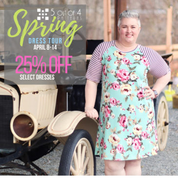 Spring Dress Tour and Sale Day One