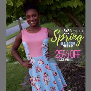 Spring Dress Tour and Sale Day Two