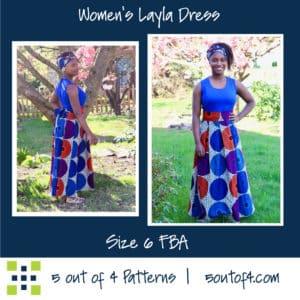 women's Layla pleats
