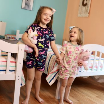Sewing with Kids: Penny PJs Edition