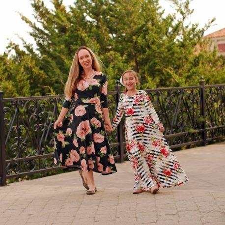 Sydney Peplum and Dress