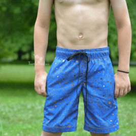Kids' Swim Trunks