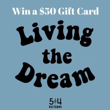 Living The Dream Contest